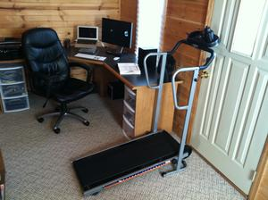 My future standing desk